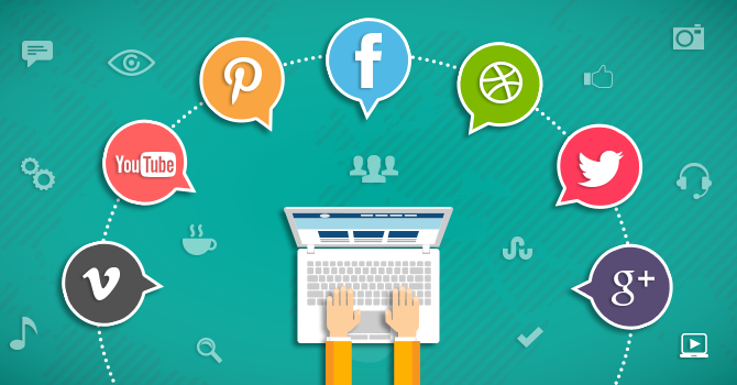 social media marketing - digitalwala